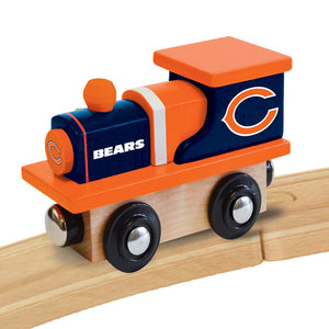 Chicago Bears MBL Toy Train Engine