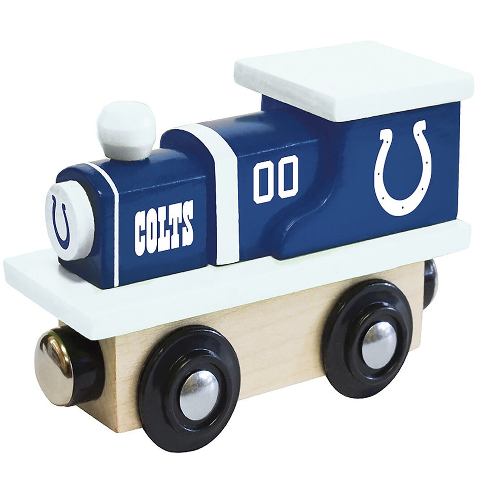 Indianapolis Colts NFL Toy Train Engine