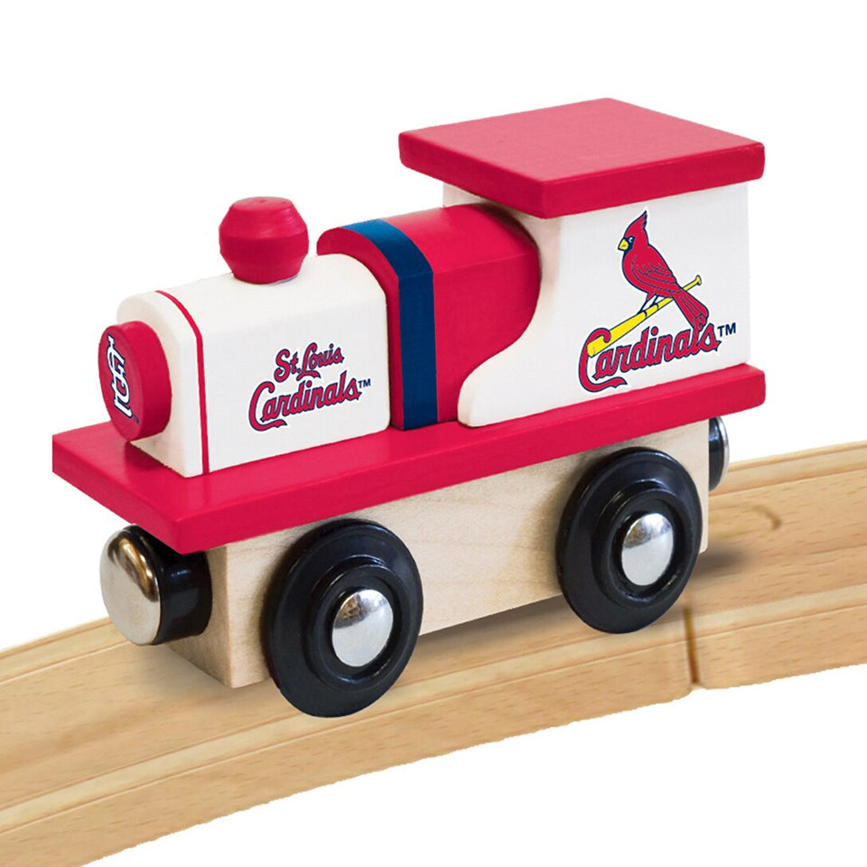 St. Louis Cardinals MBL Toy Train Engine