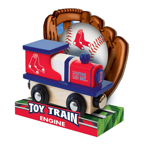Boston Red Sox MBL Toy Train Engine