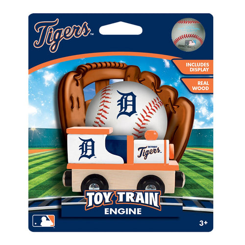 Detroit Tigers MLB Toy Train Engine