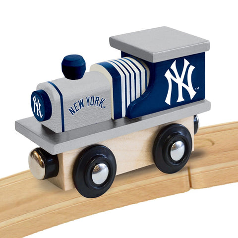 New York Yankees MBL Toy Train Engine