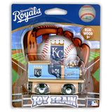 Kansas City Royals MBL Toy Train Engine