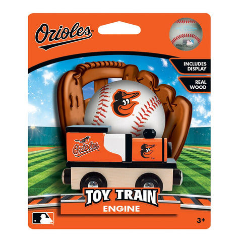 Baltimore Orioles MBL Toy Train Engine