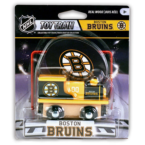 Boston Bruins NHL Toy Train Engine