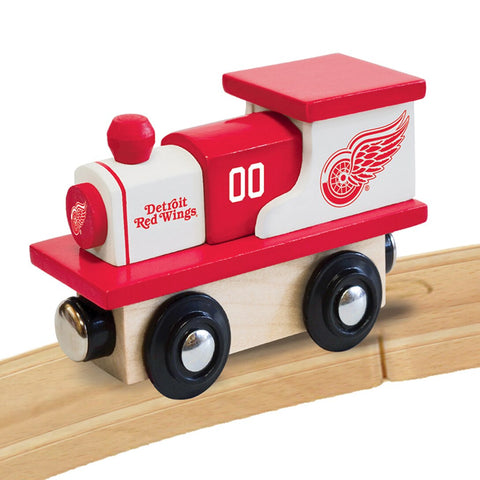 Detroit Red Wings NHL Toy Train Engine