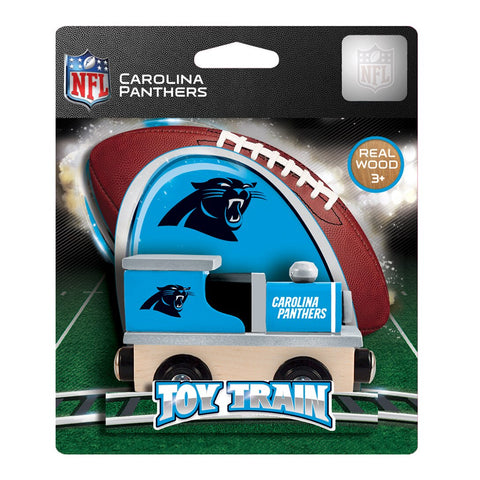 Carolina Panthers NFL Toy Train Engine