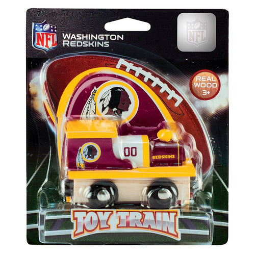 Washington Redskins NFL Toy Train Engine