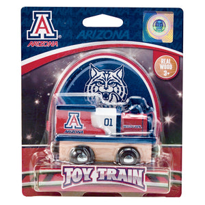 Arizona Wildcats NCAA Toy Train Engine