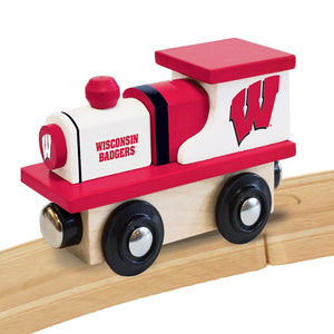 Wisconsin Badgers NCAA Toy Train Engine