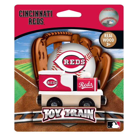 Cincinnati Reds MBL Toy Train Engine