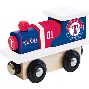 Texas Rangers MLB Toy Train Engine