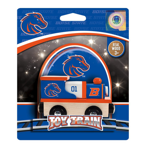 Boise State Broncos NCAA Toy Train Engine