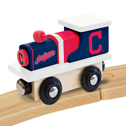 Cleveland Indians MLB Toy Train Engine