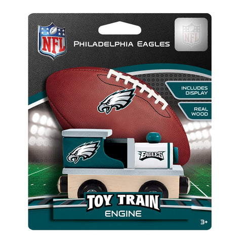 Philadelphia Eagles NFL Toy Train Engine