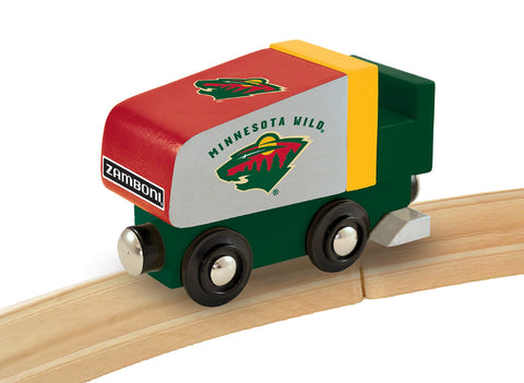 Minnesota Wild NHL Toy Train Engine