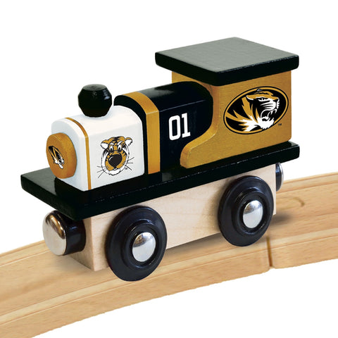 Missouri Tigers NCAA Toy Train Engine