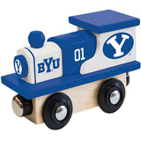 BYU Cougars NCAA Toy Train Engine
