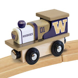 Washington Huskies NCAA Toy Train Engine
