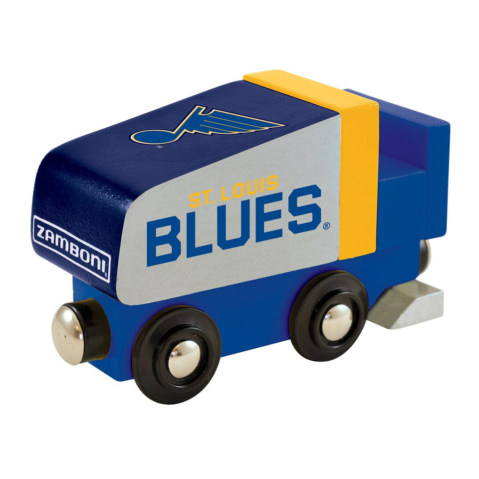 St. Louis Blues NHL Toy Train Engine
