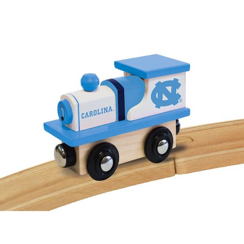 North Carolina Tar Heels NCAA Toy Train Engine