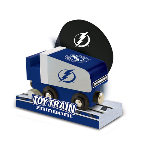 Tampa Bay Lighting NHL Toy Train Engine