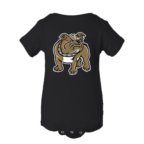 Bryant Bulldogs Baby Short Sleeve One Piece- Onesie