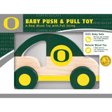 Oregon Ducks Push & Pull Wooden Toy