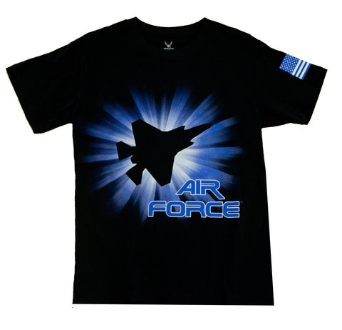 Kids Youth Air Force Jet T-shirt