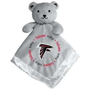 Gray Security Bear - Atlanta Falcons-justbabywear