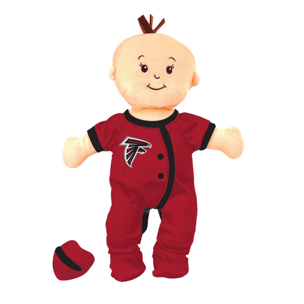 Team Doll - Girl - Atlanta Falcons-justbabywear