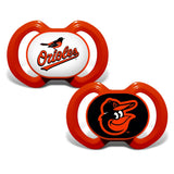 Gen. 3000 Pacifier 2-Pack - Baltimore Orioles-justbabywear