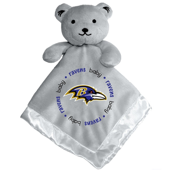 Gray Security Bear - Baltimore Ravens-justbabywear
