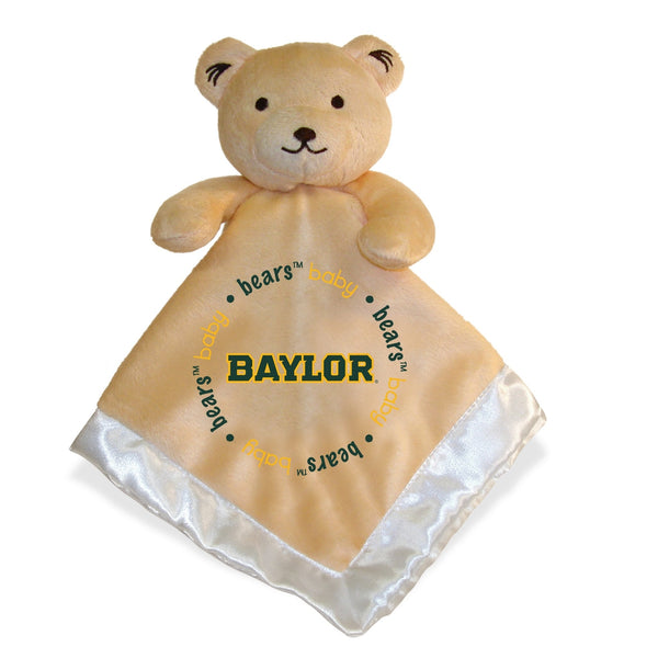 Security Bear - Baylor University-justbabywear