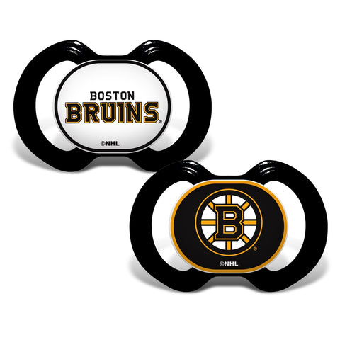 Gen. 3000 Pacifier 2-Pack - Boston Bruins-justbabywear