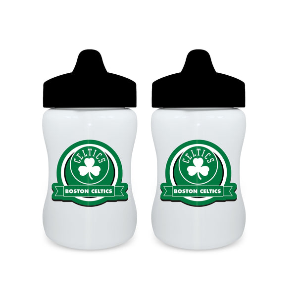 Sippy Cup (2 Pack) - Boston Celtics-justbabywear