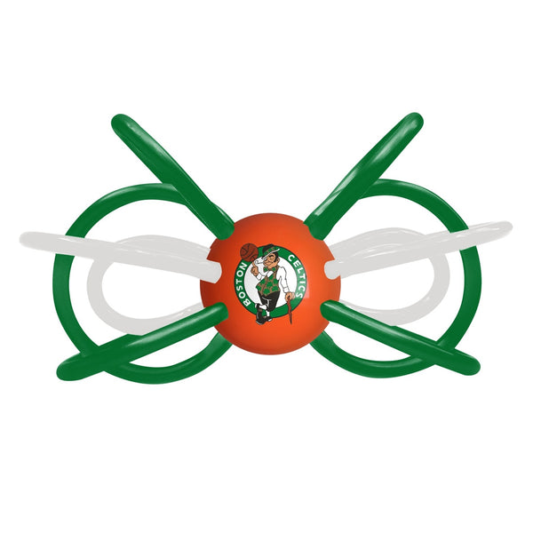 Teether/Rattle - Boston Celtics-justbabywear