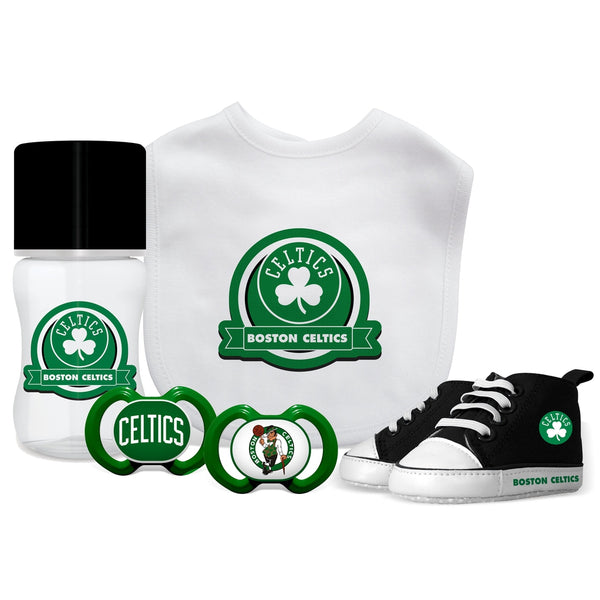 5 Piece Gift Set - Boston Celtics-justbabywear