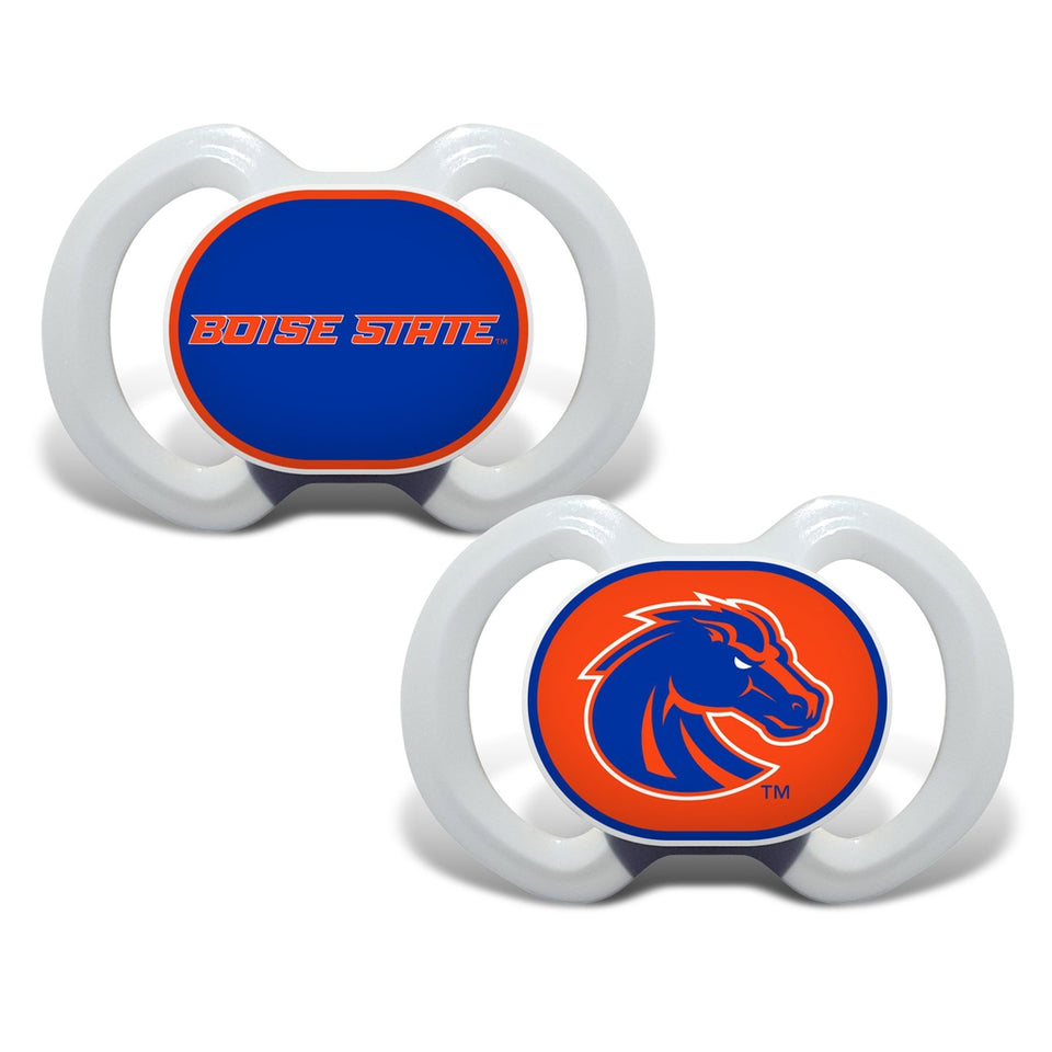 Gen. 3000 Pacifier 2-Pack - Boise State University-justbabywear