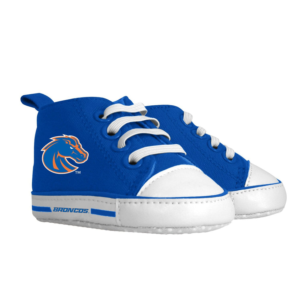 Pre-walker Hightop (1 Size fits Most) (Hanger) - Boise State University-justbabywear