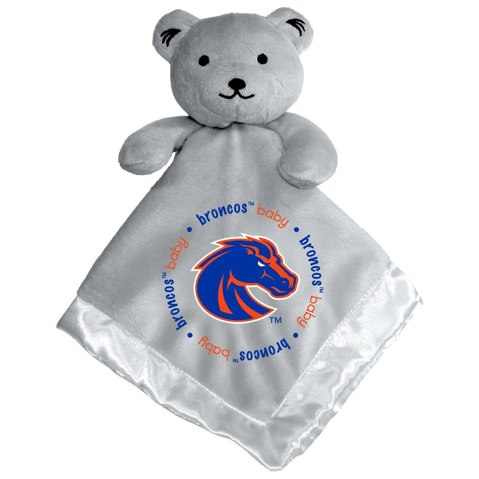 Gray Security Bear - Boise State University-justbabywear