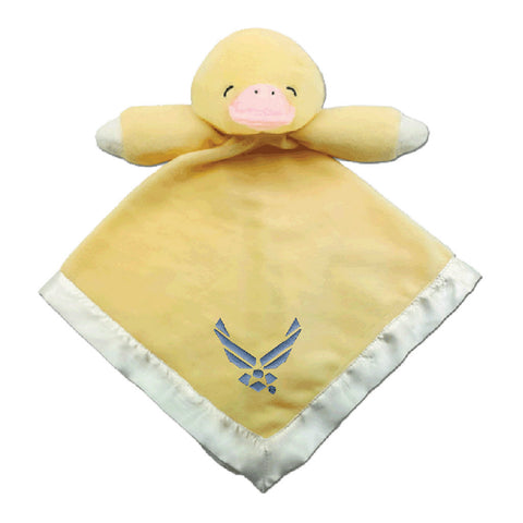U.S. Air Force Yellow Security Duck Blanket