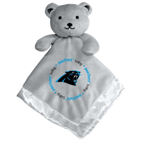 Gray Security Bear - Carolina Panthers-justbabywear