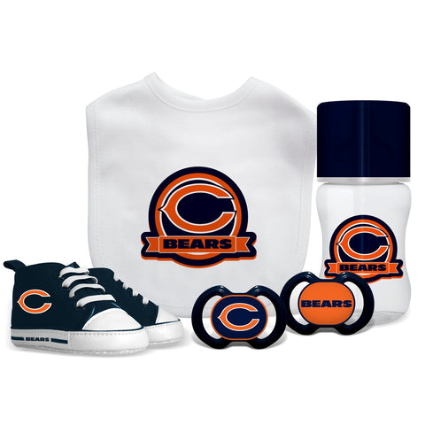 5 Piece Gift Set - Chicago Bears-justbabywear