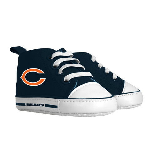 Pre-walker Hightop (1 Size fits Most) (Hanger) - Chicago Bears-justbabywear