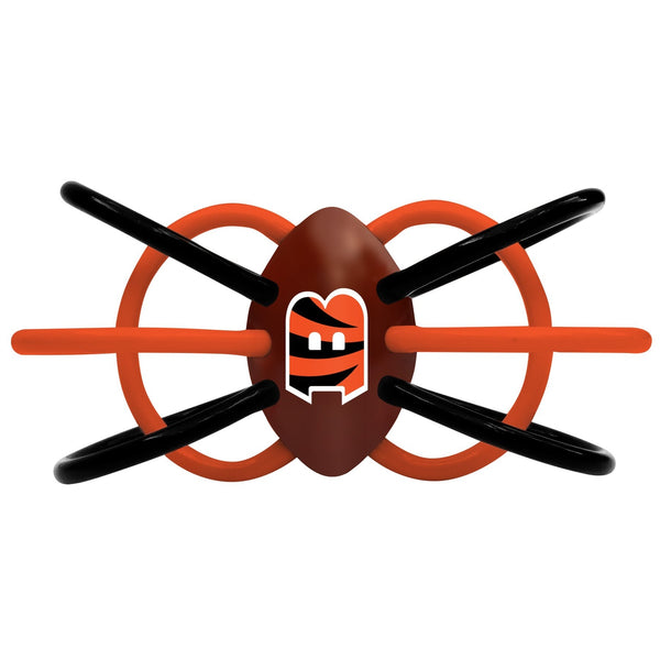 Teether/Rattle - Cincinnati Bengals-justbabywear