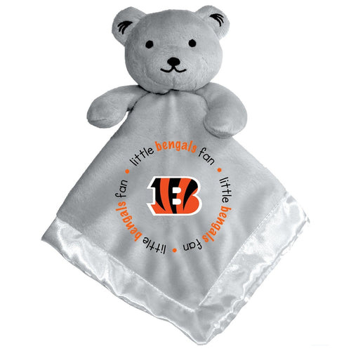 Gray Security Bear - Cincinnati Bengals-justbabywear