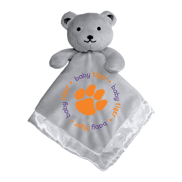 Gray Security Bear - Clemson University-justbabywear