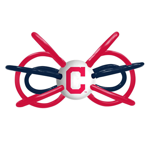 Teether/Rattle - Cleveland Indians-justbabywear
