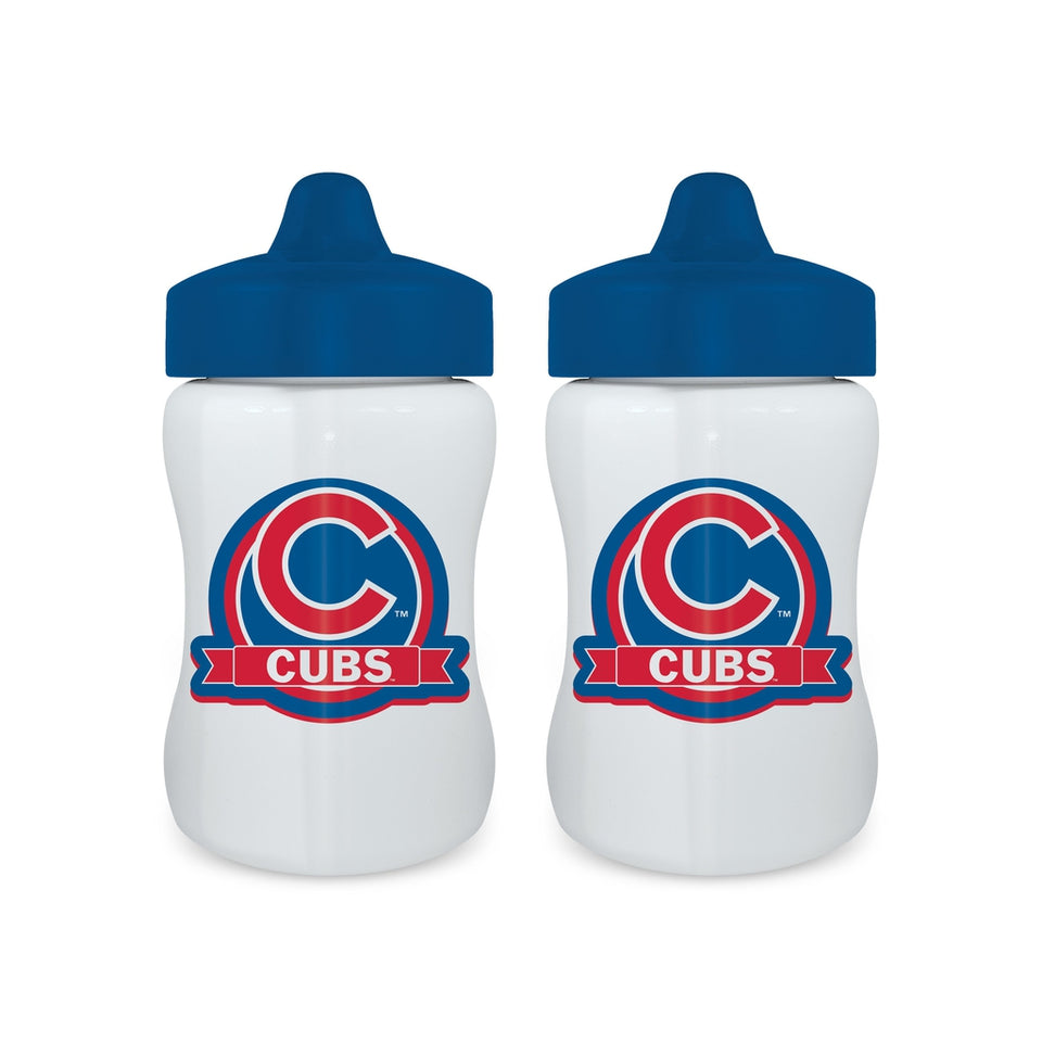 Sippy Cup (2 Pack) - Chicago Cubs-justbabywear